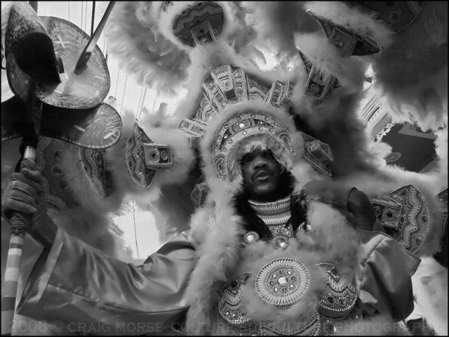 Big Chief Darryl Montana