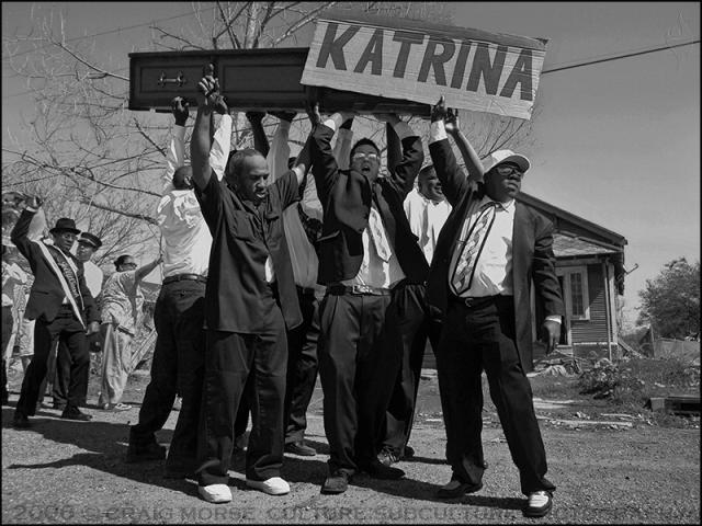 Katrina's Jazz Funeral