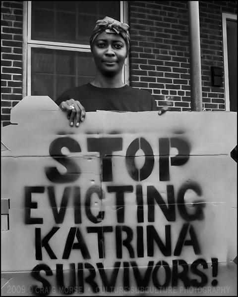 Stop Evicting Katrina Survivors