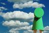 Dannie in Clouds - David Mendelsohn