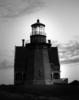 Southern Lighthouse, Block Island - Giclee